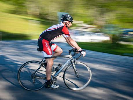 itinéraire cyclo: Boucle d'Allevard-les-Bains