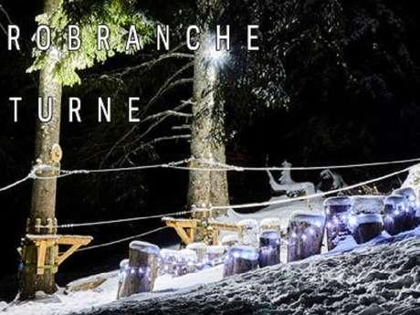 Accrobranche Nocturne
