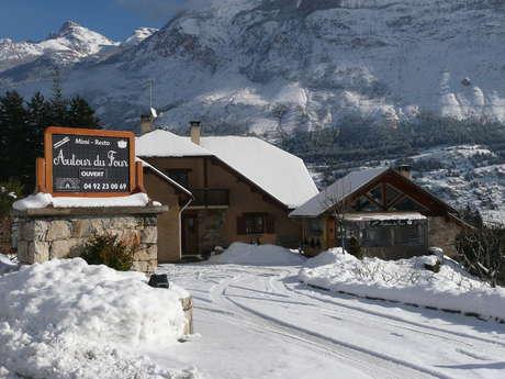 """Mini-Restaurant """"Autour du Four"""""""