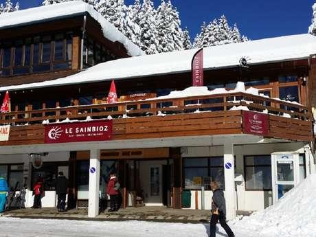 Restaurant Le Sainbioz