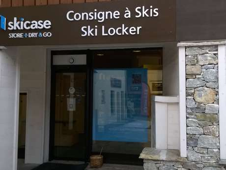 Skicase Casiers à skis