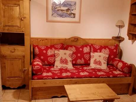 LES CHALETS D'OR D328 Appartement 5 personnes