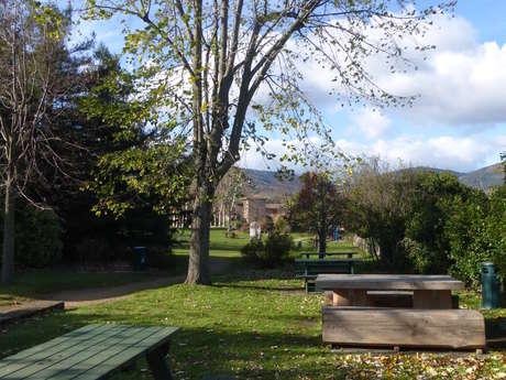 Aire de pique-nique du Parc Gaston Baty