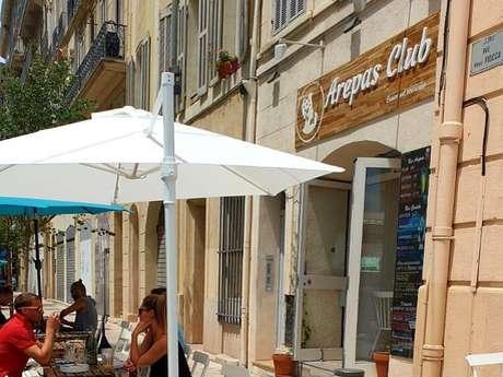 Arepas Club