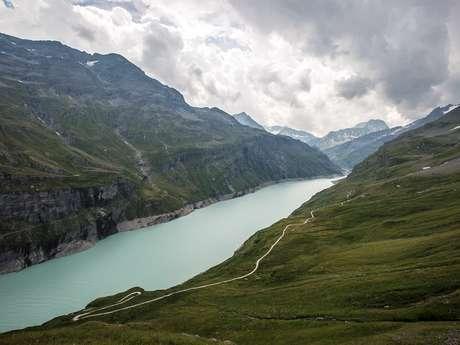 Variante Tour du lac