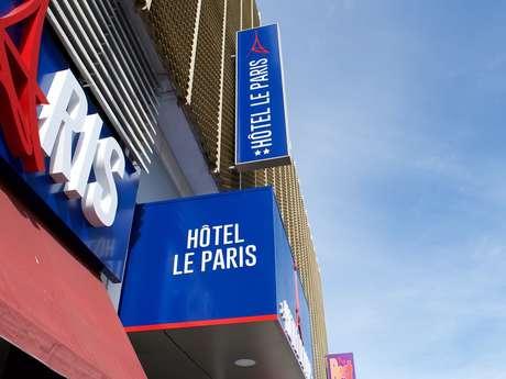 Restaurant Hôtel Le Paris
