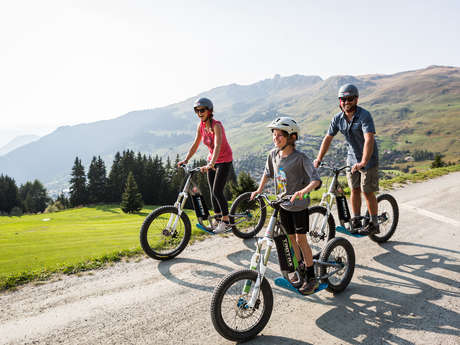 Scooters Les Ruinettes - Verbier