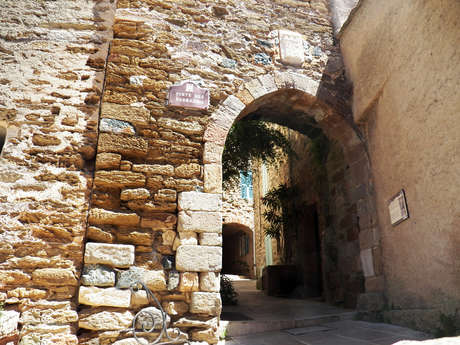 La Porte des Sarrazins