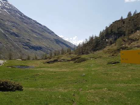 The Soliet'lake & Ribon'Valley