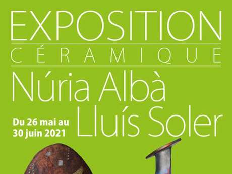 Exposition Céramique: Núria Albà & Lluís Soler