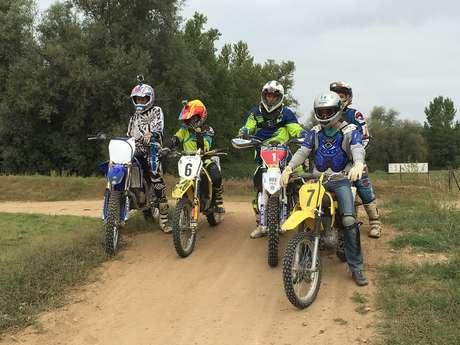 Séjour enfant-ado : Moto Premium en Val de Garonne - 9-16 ans