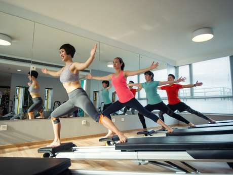 Gym tendance Pilates