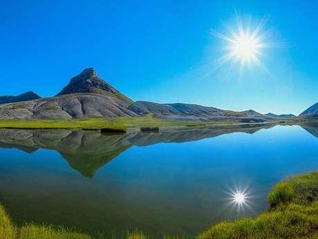 Randonnée à thème aux Lacs de Lignin