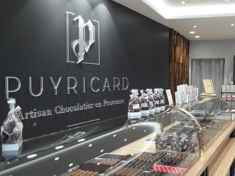 Chocolaterie de Puyricard