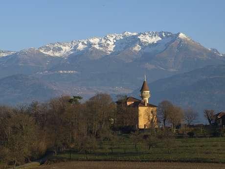 """Visite guidée de la Maison forte de La Veyrie à Bernin, Labellisée """"Patrimoine en Isère"""""""