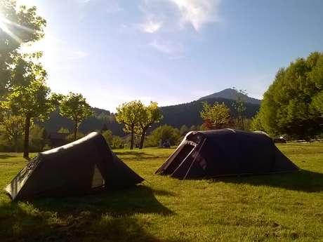 Campsite « La Virette »