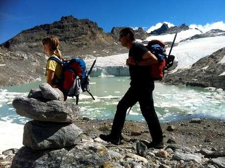 Alpinisme et randonnée glaciaire