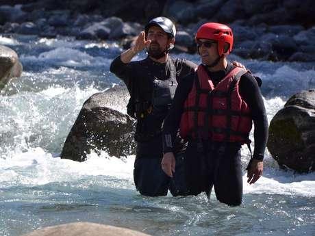 Apache Rafting : canyoning