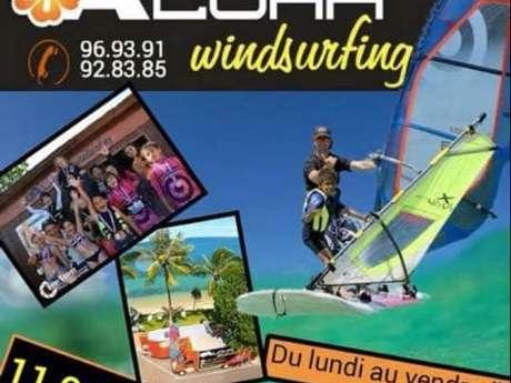 Stages de vacances - Aloha Windsurfing