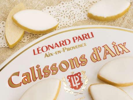 Confiserie Léonard Parli - Boutique Aix-Palette