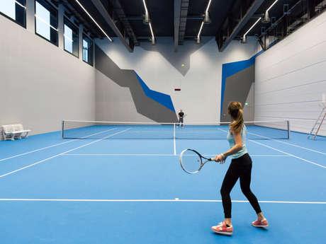 Einführung in Tennis