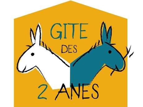 Gîte des 2 ânes