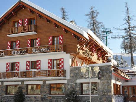 HOTEL LE CHALET SUISSE***