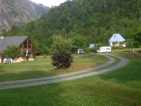 Camping La Cascade **