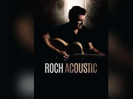 Roch Voisine acoustic