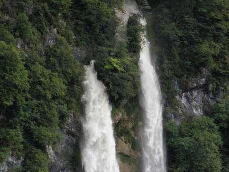 Cascade de Saint-Cassin
