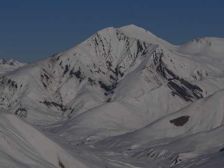 Séjour Raquette Alpinisme au refuge du Pic du Mas de La Grave avec Paulo Grobel