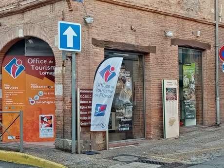 Office de Tourisme de la Lomagne à Beaumont de Lomagne