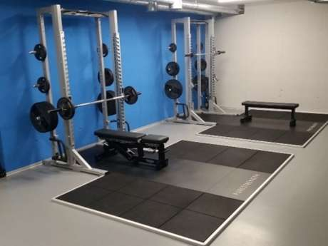 Weight Room - Verbier Sports Center