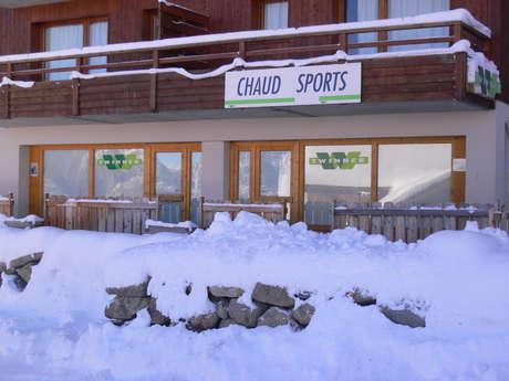 Chaud Sport Dame Blanche - Go Sport Montagne