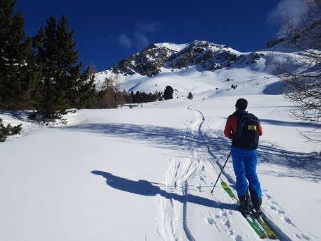 Raid à ski dans les Ecrins - Traversée et ascension du Dôme avec Azimut