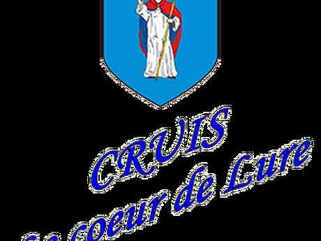 Salle d'exposition - L'abbaye de Cruis