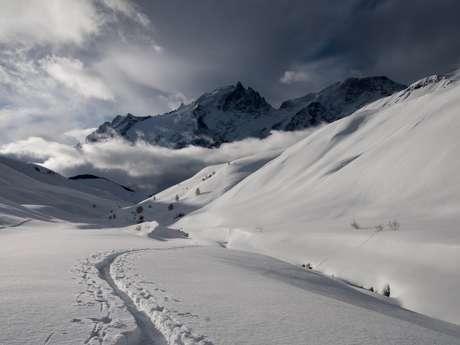 Séjour d'initiation au ski de randonnée à La Grave avec Paulo Grobel