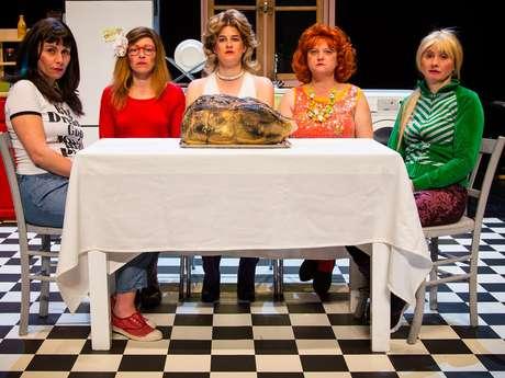 Théâtre : Les Femmes savantes