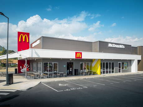 McDonald's - Boulari