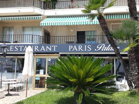 Restaurant Paris Palace