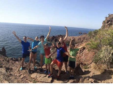 "Excursion ""Calanques & baignade"" by Rand'eau Aventure"