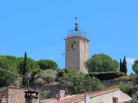 Tour de l'horloge (Notre Dame de Lausa)