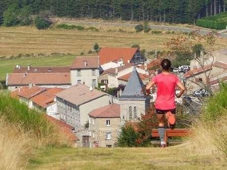 Trail du Bessat