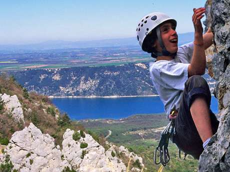Le Col d'Illoire - rock climbing area