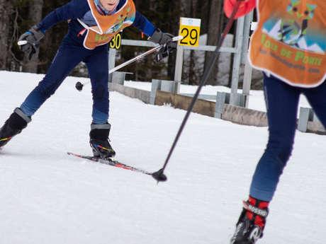 Cours collectifs Ski nordique - Ecole de Porte