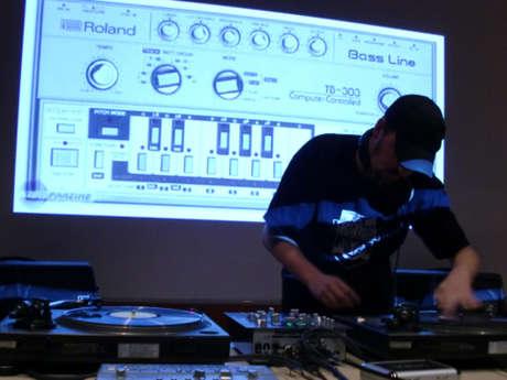 Conférence-concert : Une historie des musiques électroniques