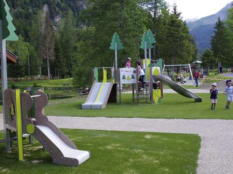Aire de jeux Parc de Loisirs du Pontet
