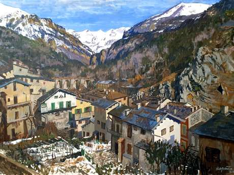 Artiste  Peintre Florent Espana