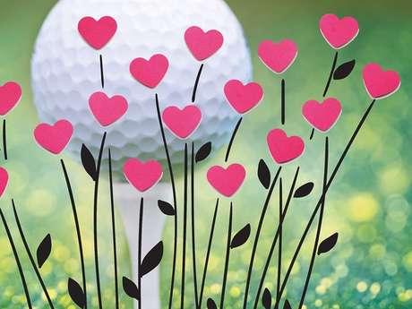 Coupe de la Saint Valentin à Golf Up