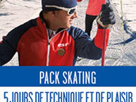 Pack Skating